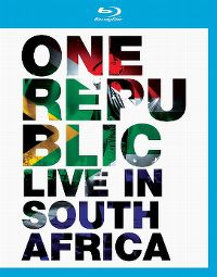 Cover OneRepublic - Live In South Africa [DVD]